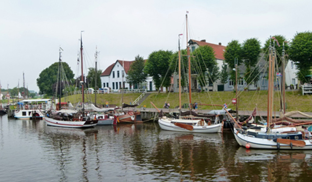 Hafen Carolinensiel