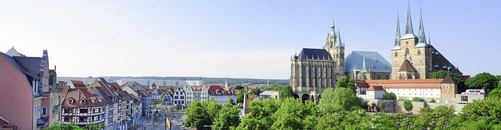 Erfurt Panorama (B. Neumann)