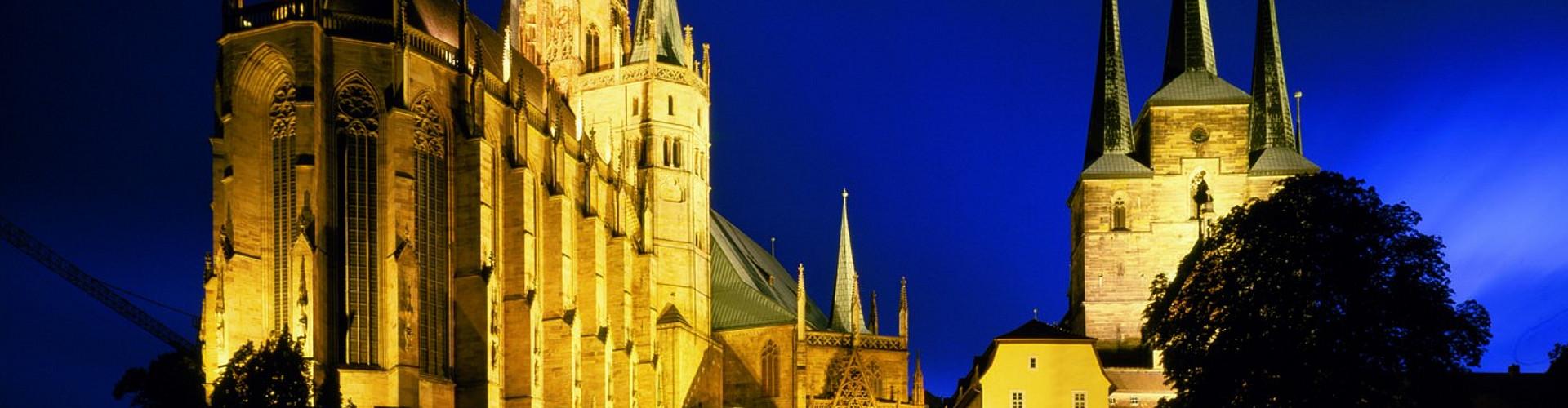 Dom St. Marien und St. Severikirche
