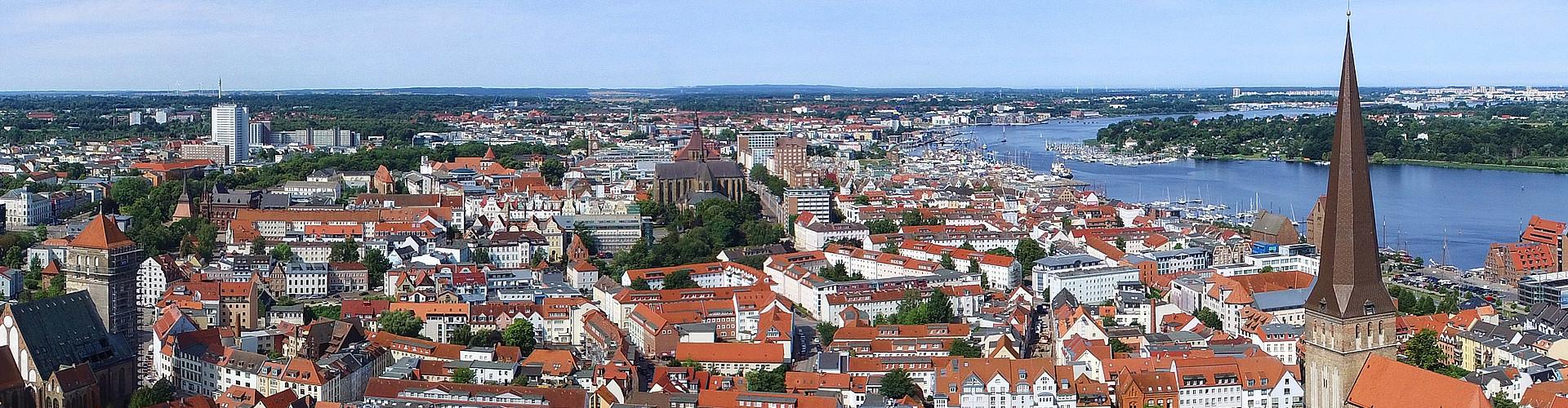 Panaorama Rostock