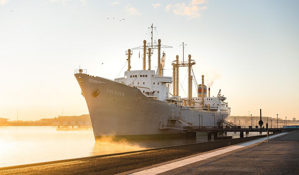 Schifffahrtsmuseum im Rostocker IGA Park