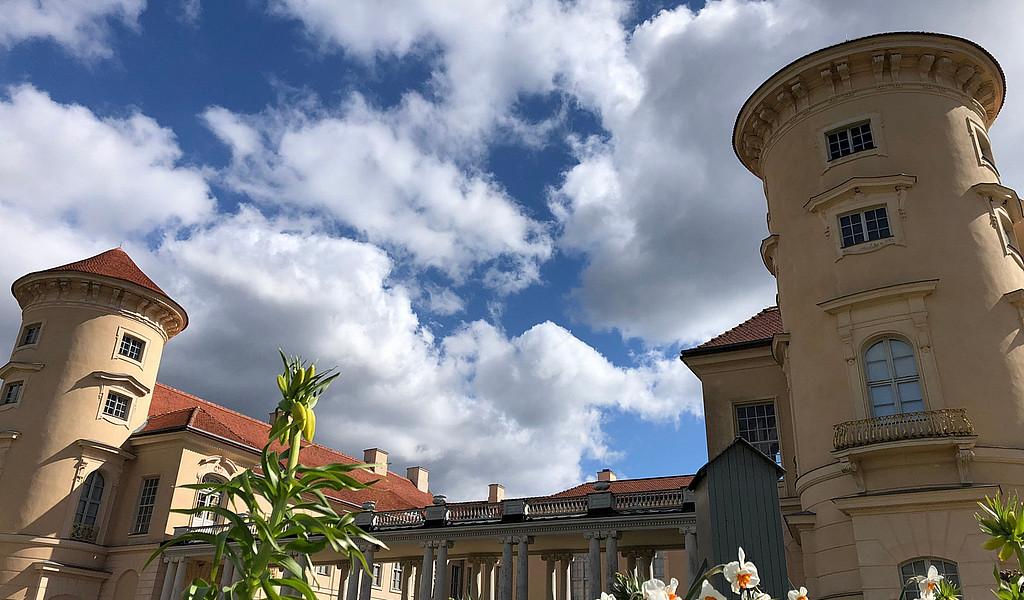 Schloss Rheinsberg im Ruppiner Seenland