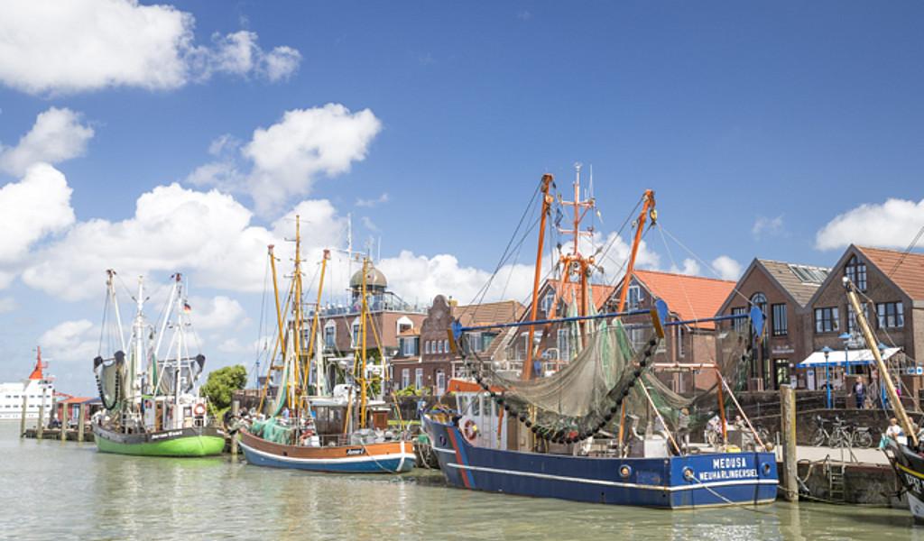 Hafen Neuharlingersiel © Martin Stöver