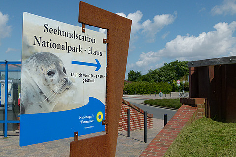 Seehundstation Nationalpark-Haus